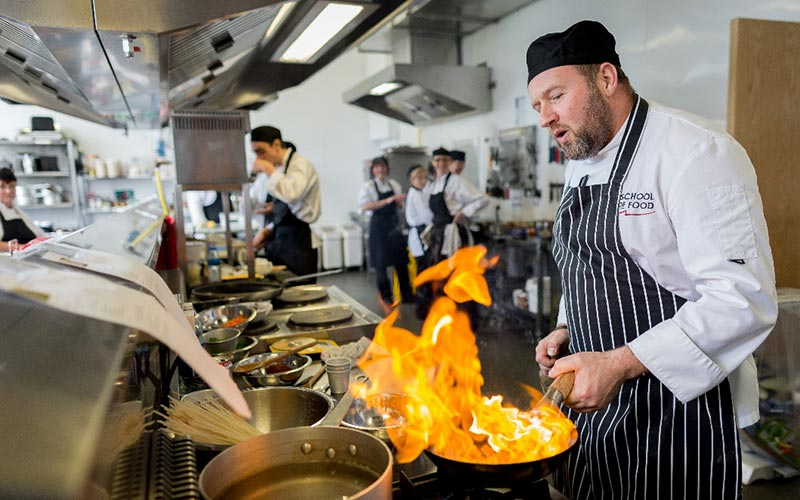 Professional Chef Training Programme