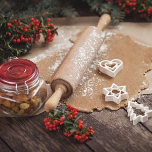 One Day Christmas Baking with Eadaoin